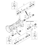 Related Parts for Kia Axle Shaft - 491003E000