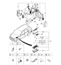 Related Parts for Kia Sedona Relay - 0K53A67740