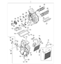 Related Parts for Kia Heater Core - 971382F000