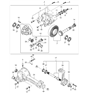 Related Parts for Kia Sportage Differential - 0K01327100A