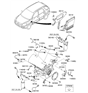 Related Parts for Kia Optima Knock Sensor - 3925037150