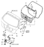 Related Parts for Kia Amanti Ball Joint - 8116336000
