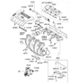 Related Parts for Kia Optima Fuel Injector - 3531025200