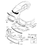 Related Parts for Kia Side Marker Light - 923042G000