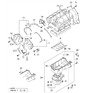 Related Parts for Kia Amanti Oil Pan - 2151039511