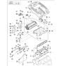 Related Parts for Kia EGR Valve Gasket - 2843135500