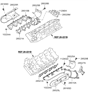 Related Parts for Kia Borrego Catalytic Converter - 285103F110