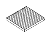 Kia Rio Cabin Air Filter - 971332E210