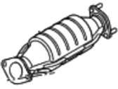 Kia Rondo Catalytic Converter - 289503E140