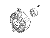 Kia Rio Alternator Case Kit - 3733022651