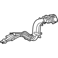 Kia Amanti Fuel Filler Neck - 310303F700
