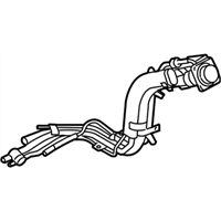 Kia Amanti Fuel Filler Neck - 310303F550