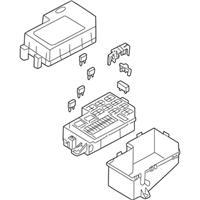 2014 kia rio fuse box kia rio fuse box guaranteed genuine kia parts  kia rio fuse box guaranteed genuine