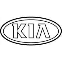 Genuine Kia 86391-2T000 Door Tape