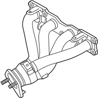 Kia Rondo Catalytic Converter - 285112G010
