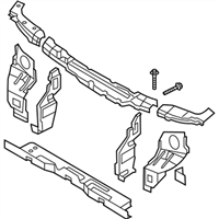 Kia Sedona Radiator Support - 0K52Y53100F
