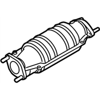 Kia Spectra5 SX Catalytic Converter - 2895023340