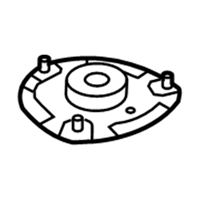 Kia Sorento Shock And Strut Mount - 546102P000