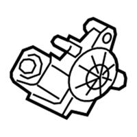 Kia 83450-1W000 Power Window Motor