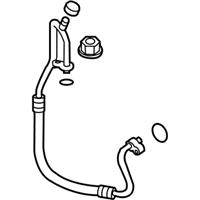 Kia 97762-1M100 A//C Refrigerant Discharge Hose