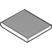 Kia Telluride Cabin Air Filter - 97133J5000