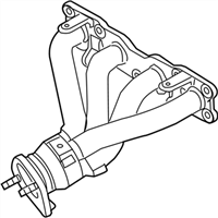 Kia Rondo Catalytic Converter - 285112G000