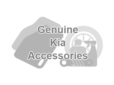Kia UP050AY120BK Side Steps, Black